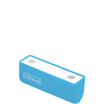 HyperJuice Expand Battery Pack 3000mAh / Blue, Power - HyperJuice, HyperShop  - 25