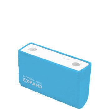 HyperJuice Expand Battery Pack 6000mAh / Blue, Power - HyperJuice, HyperShop  - 30