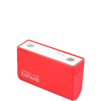 HyperJuice Expand Battery Pack 6000mAh / Pink, Power - HyperJuice, HyperShop  - 32