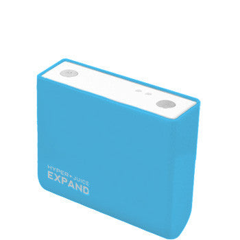 HyperJuice Expand Battery Pack 9000mAh / Blue, Power - HyperJuice, HyperShop  - 35