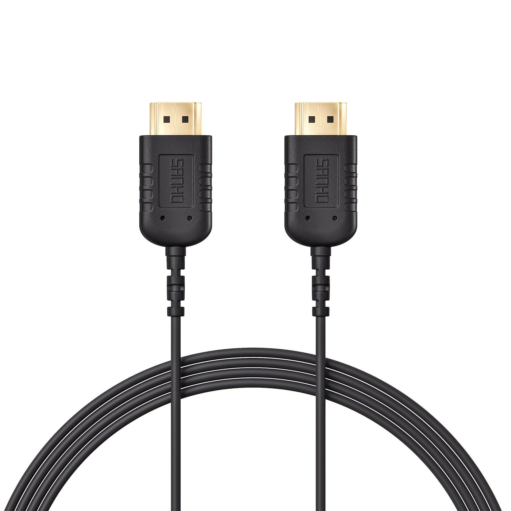 HyperThin HDMI to HDMI (2.5m) — World's thinnest & most flexible 4K HDMI cable.