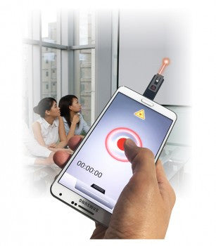 iPin - Laser Pointer Presenter for Android with Micro USB Connecter (FREE BTtogo Bluetooth Adapter worth $29.95) , Laser Presenter - iPin, HyperShop  - 4