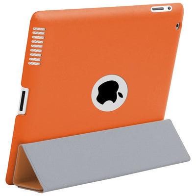 HyperShield Leather Logo Back Cover for iPad 2nd/3rd/4th Generation Orange, Case - HyperShield, HyperShop  - 5