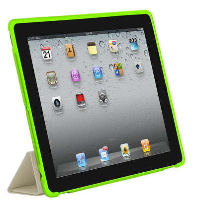 "HyperShield ""Glow In The Dark"" Soft Back Cover for iPad 2nd/3rd/4th Generation , Case - HyperShield, HyperShop  - 16"