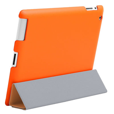 HyperShield Snap-on Back Cover for iPad 2 Orange, Case - HyperShield, HyperShop  - 8