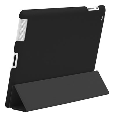 HyperShield Snap-on Back Cover for iPad 2 Black, Case - HyperShield, HyperShop  - 1
