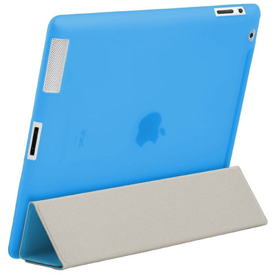 "HyperShield ""Glow In The Dark"" Hard Back Cover for iPad 2 Blue, Case - HyperShield, HyperShop  - 1"