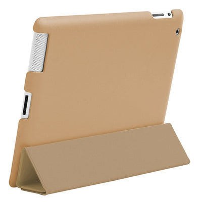 HyperShield Snap-on Back Cover for iPad 2 Tan, Case - HyperShield, HyperShop  - 12
