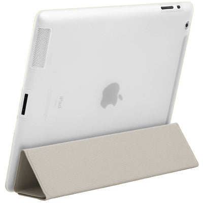 "HyperShield ""Glow In The Dark"" Soft Back Cover for iPad 2nd/3rd/4th Generation White, Case - HyperShield, HyperShop  - 6"