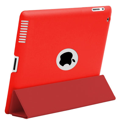 HyperShield Leather Logo Back Cover for iPad 2nd/3rd/4th Generation Red, Case - HyperShield, HyperShop  - 7