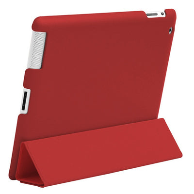HyperShield Snap-on Back Cover for iPad 2 Red, Case - HyperShield, HyperShop  - 11