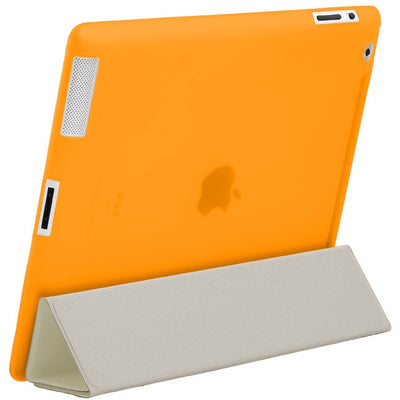 "HyperShield ""Glow In The Dark"" Hard Back Cover for iPad 2 Orange, Case - HyperShield, HyperShop  - 3"