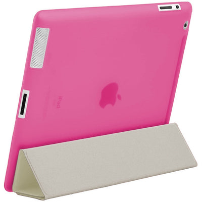 "HyperShield ""Glow In The Dark"" Soft Back Cover for iPad 2nd/3rd/4th Generation Pink, Case - HyperShield, HyperShop  - 4"