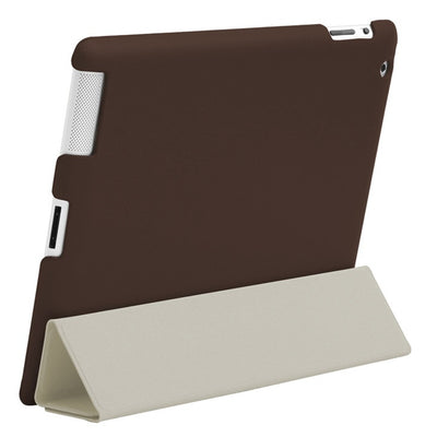 HyperShield Snap-on Back Cover for iPad 2 Brown, Case - HyperShield, HyperShop  - 3