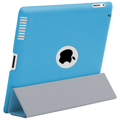 HyperShield Leather Logo Back Cover for iPad 2nd/3rd/4th Generation Blue, Case - HyperShield, HyperShop  - 2