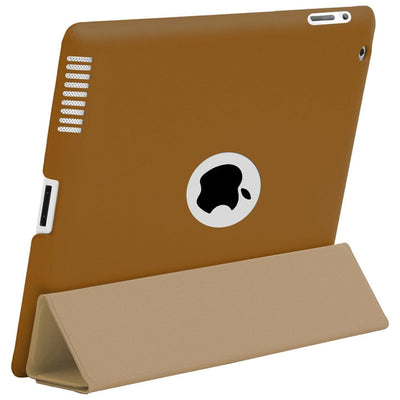 HyperShield Leather Logo Back Cover for iPad 2nd/3rd/4th Generation Tan, Case - HyperShield, HyperShop  - 8