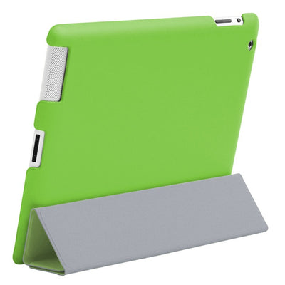 HyperShield Snap-on Back Cover for iPad 2 Green, Case - HyperShield, HyperShop  - 6
