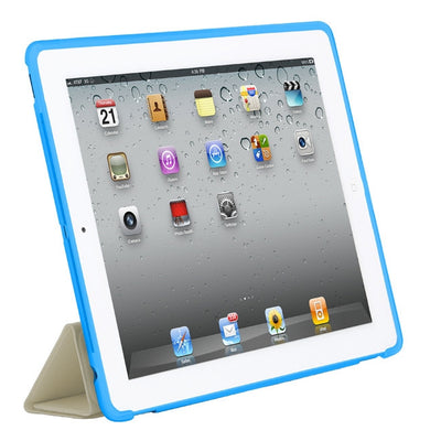 "HyperShield ""Glow In The Dark"" Soft Back Cover for iPad 2nd/3rd/4th Generation , Case - HyperShield, HyperShop  - 8"