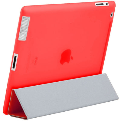 "HyperShield ""Glow In The Dark"" Soft Back Cover for iPad 2nd/3rd/4th Generation Red, Case - HyperShield, HyperShop  - 5"