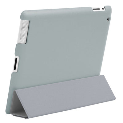 HyperShield Snap-on Back Cover for iPad 2 Gray, Case - HyperShield, HyperShop  - 5