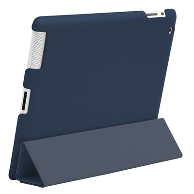 HyperShield Snap-on Back Cover for iPad 2 Navy, Case - HyperShield, HyperShop  - 7