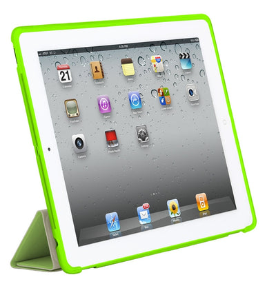 "HyperShield ""Glow In The Dark"" Soft Back Cover for iPad 2nd/3rd/4th Generation , Case - HyperShield, HyperShop  - 9"