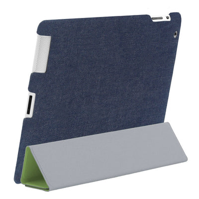 HyperShield Snap-on Back Cover for iPad 2 Denim, Case - HyperShield, HyperShop  - 4