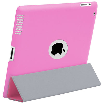 HyperShield Leather Logo Back Cover for iPad 2nd/3rd/4th Generation Pink, Case - HyperShield, HyperShop  - 6