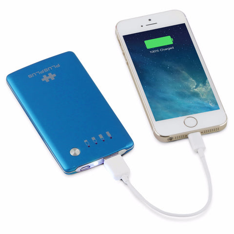 Pearl Compact Mirror Usb Battery Pack Hypershop Com