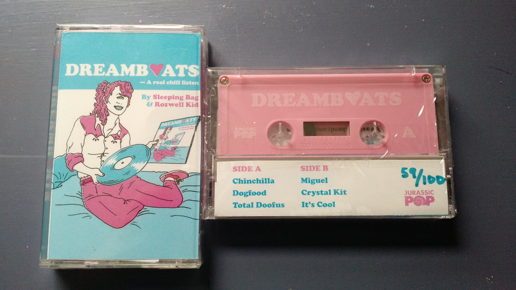 DREAMBOATS (LTD EDITION CASSETTE)