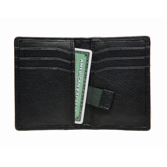 Harris Tweed - Cardholder Wallet - Dark Sage