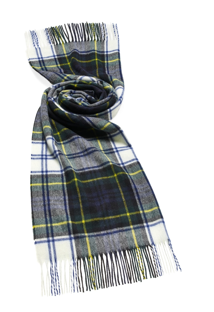 Blanket Scarf - Shawl - Stole - Wrap - Tartan - Dress Gordon