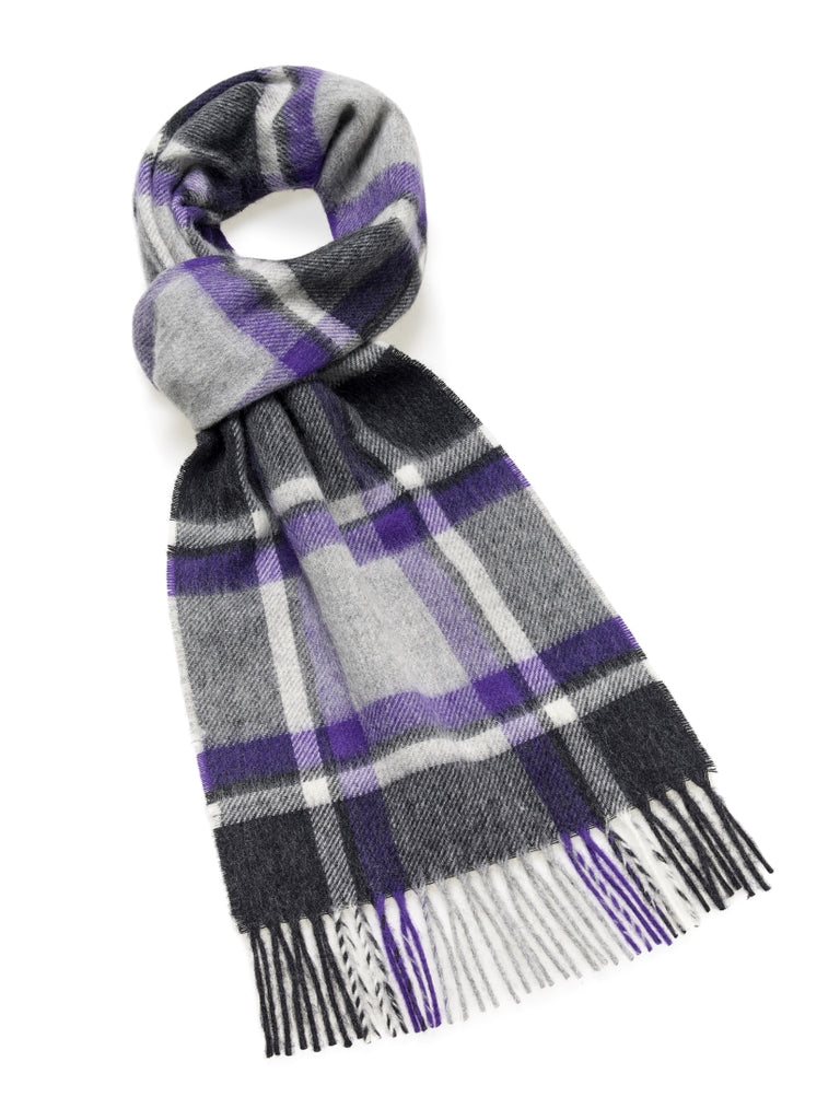 Parceval Gray Scarf