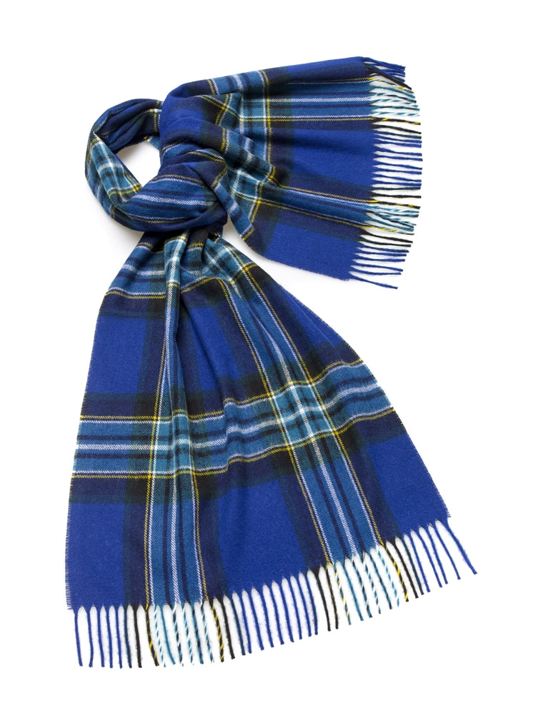 Blanket Scarf - Shawl - Stole - Wrap - Scampston - Royal