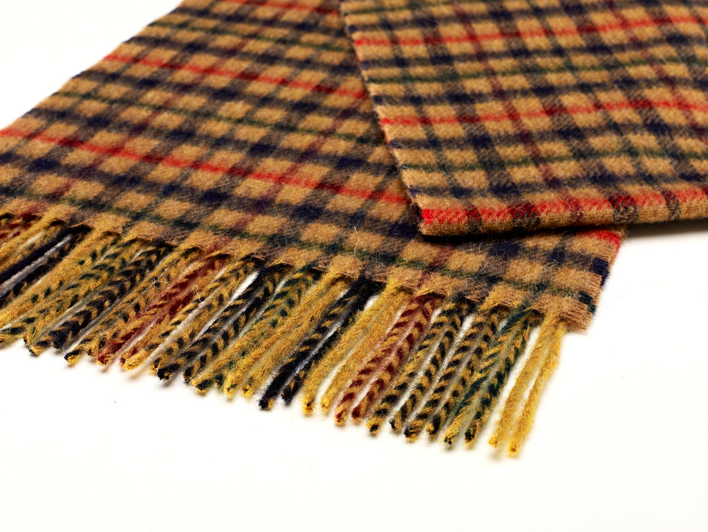 Stamford Classic Check Scarf