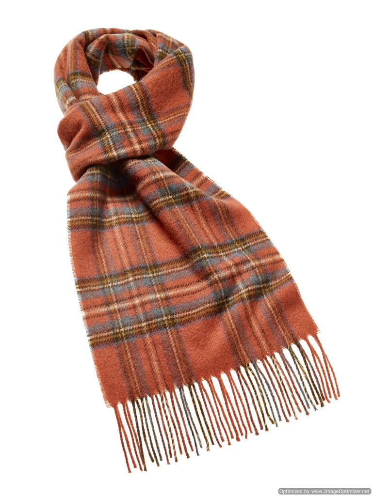 Tartan Antique Royal Stewart Scarf