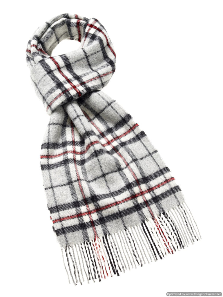 Tartan Gray Thompson Scarf