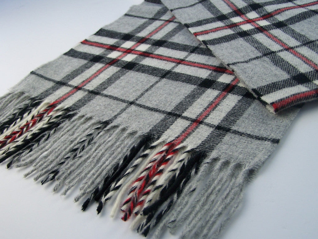 Grey Thompson Tartan Scarf