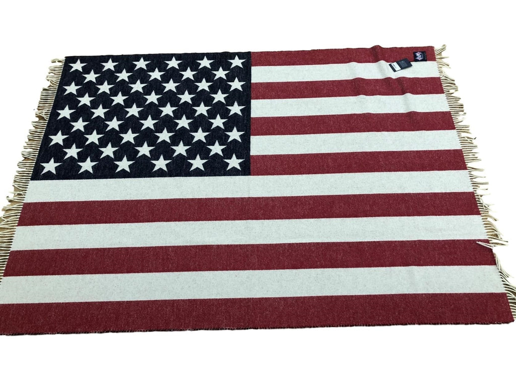 The American Flag - Stars & Stripes - Old Glory - Star Spangled Banner - Throw Blanket