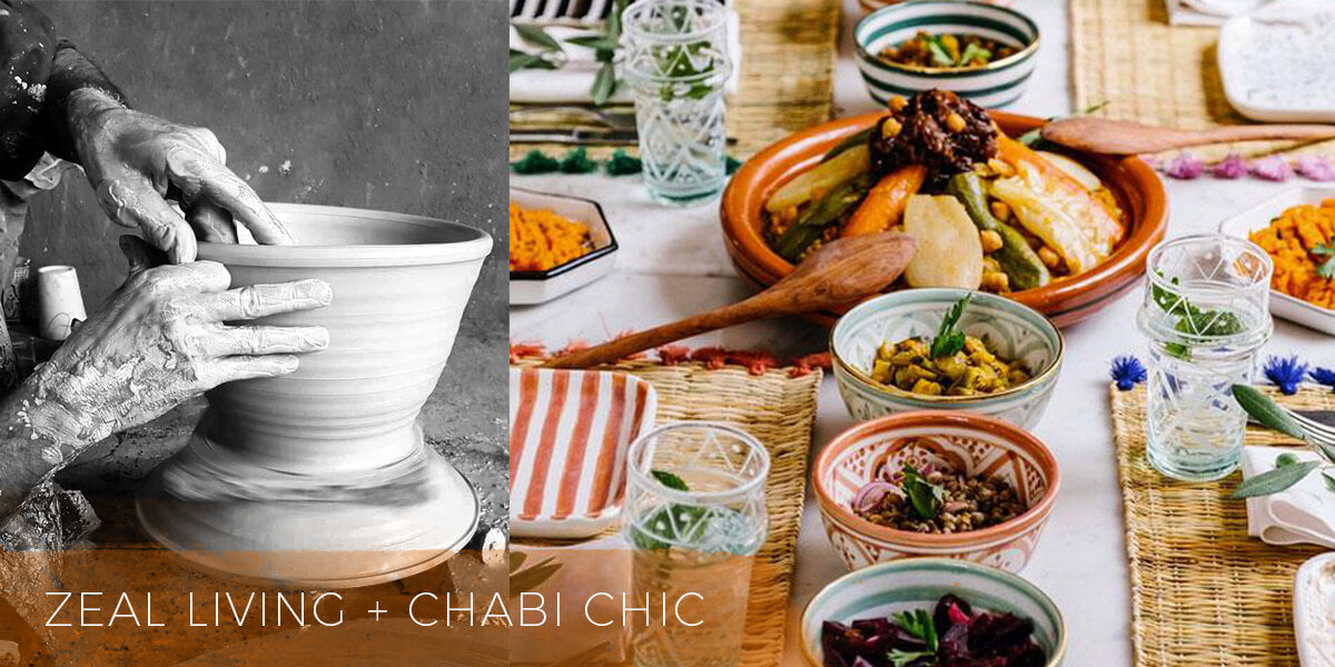 Chabi Chic and Zeal Living Maker Page Graphic