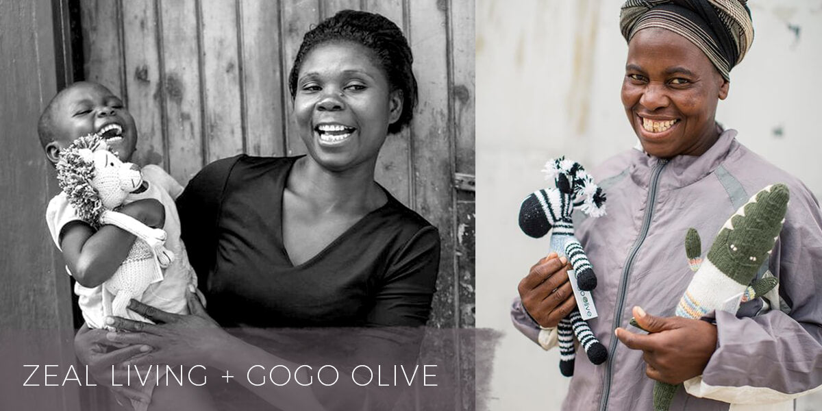Gogo Olive and Zeal Living