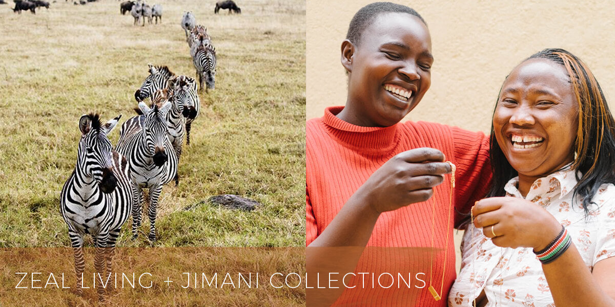 Zeal Living and Jimani Collections