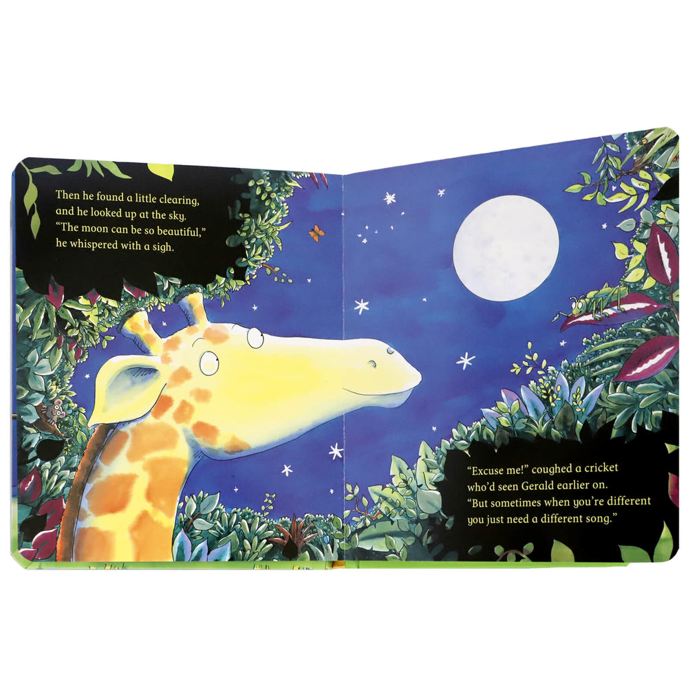 Giraffes Can't Dance Gift Box