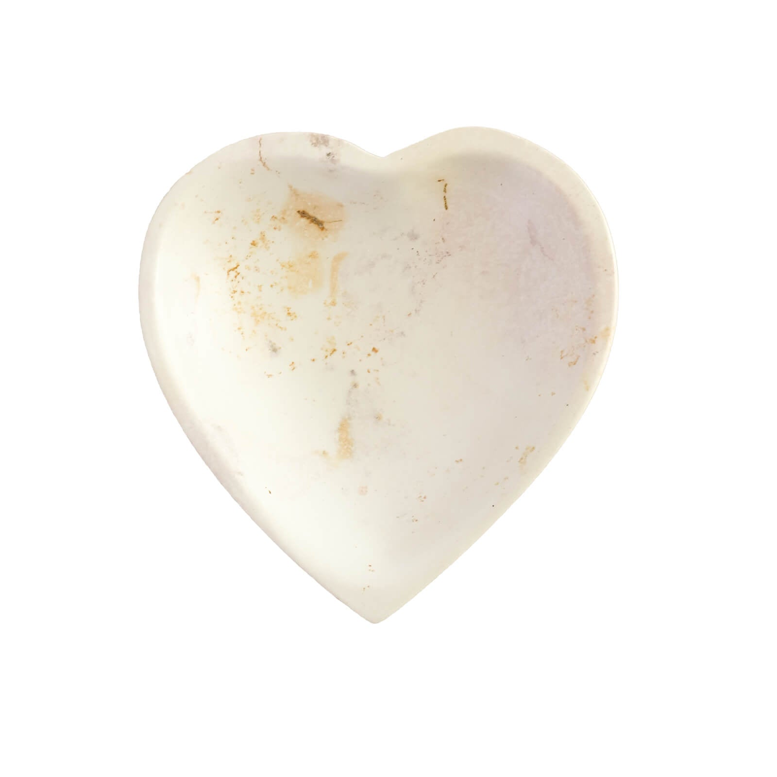 Small Soapstone Heart Bowl