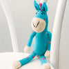 Knitted Giraffe Heirloom Toy - Ruvara Twza