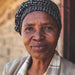 Portrait of a woman weaver for Gone Rural in Swaziland