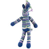 Knitted Zebra Heirloom Toy - Ruvara Mbizi