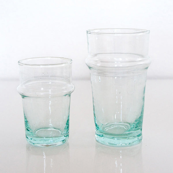 Verre Beldi Moroccan Tea Glasses - Small