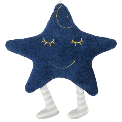 Organic Cotton Baby Toy - Zoe the Star