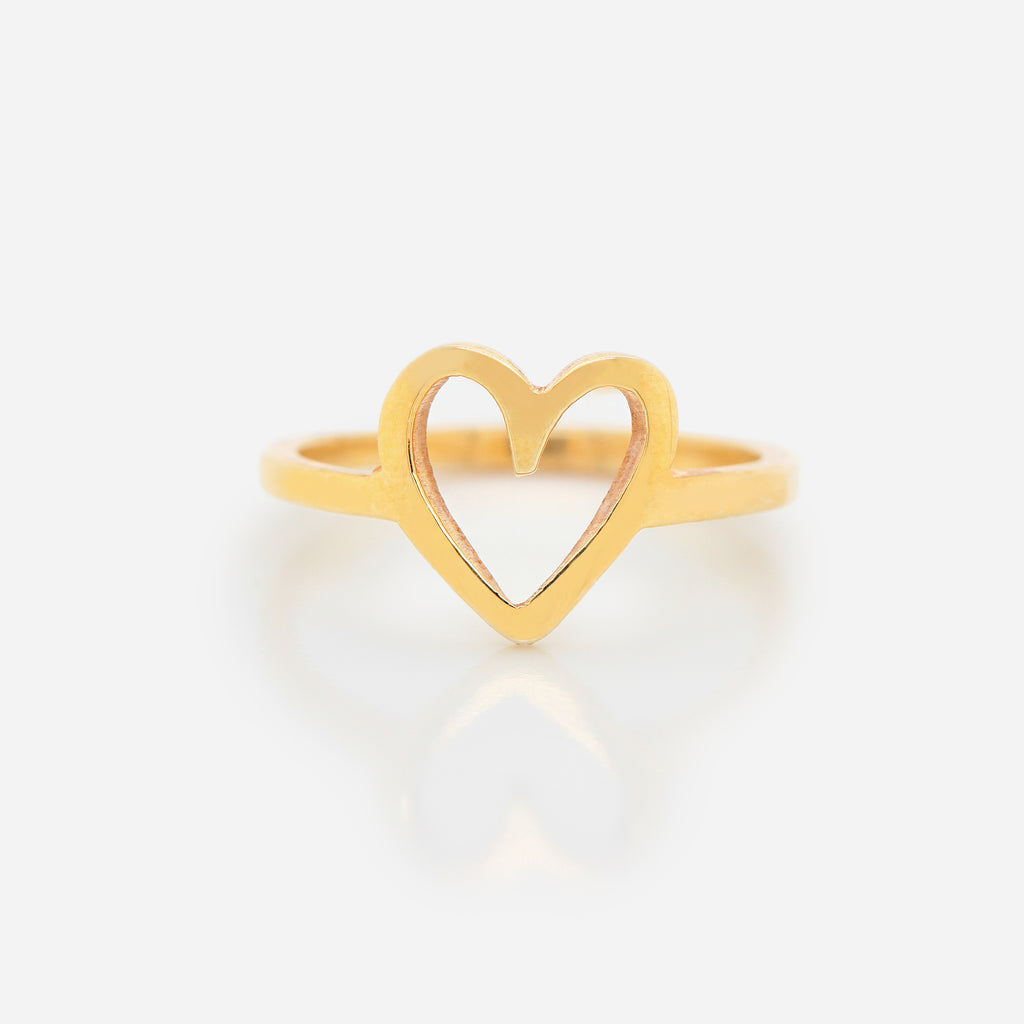 Anillo Heart Mini